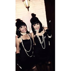 Other - Halloween Flapper Girl Costume